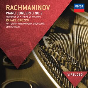 Rafael Orozco,Edo de Waart,Rotterdam Philharmonic Orchestra 歌手頭像