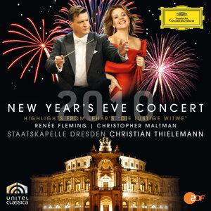 Staatskapelle Dresden,Renée Fleming,Christopher Maltman,Christian Thielemann 歌手頭像