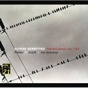 Gidon Kremer,Chamber Orchestra of Europe,Wiener Philharmoniker,Heinrich Schiff,Christoph von Dohnanyi 歌手頭像