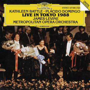 Kathleen Battle,James Levine,Metropolitan Opera Orchestra,Plácido Domingo 歌手頭像