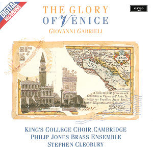 The Philip Jones Brass Ensemble,Stephen Cleobury,The Choir of King's College, Cambridge 歌手頭像