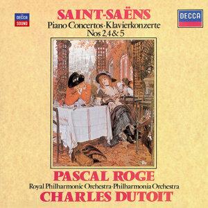 Philharmonia Orchestra,Pascal Rogé,Charles Dutoit,Royal Philharmonic Orchestra 歌手頭像