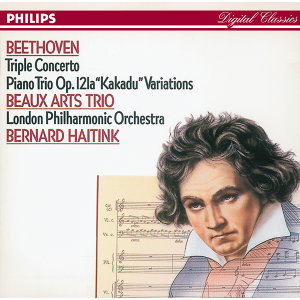 London Philharmonic Orchestra,Beaux Arts Trio,Bernard Haitink 歌手頭像
