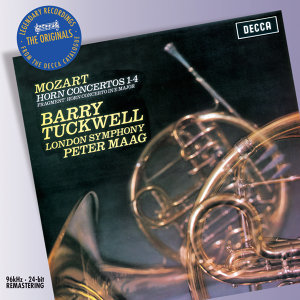 London Symphony Orchestra,Barry Tuckwell,Peter Maag 歌手頭像