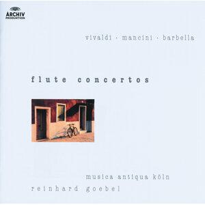 Musica Antiqua Köln,Reinhard Goebel,Gudrun Heyens