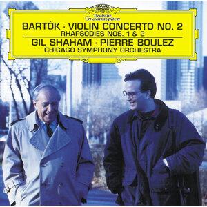 Gil Shaham,Chicago Symphony Orchestra,Pierre Boulez 歌手頭像
