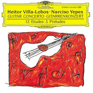 Narciso Yepes,London Symphony Orchestra,García Navarro 歌手頭像