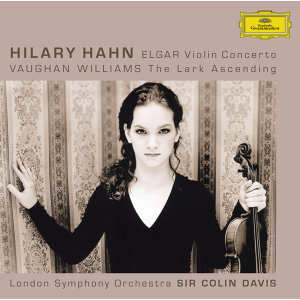 Sir Colin Davis,Hilary Hahn,London Symphony Orchestra