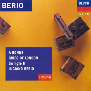 Luciano Berio,Swingle II 歌手頭像