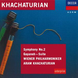 Aram Il'yich Khachaturian,Wiener Philharmoniker 歌手頭像