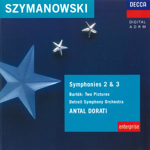 Antal Doráti,Ryszard Karcykowski,Kenneth Jewell Chorale,Detroit Symphony Orchestra 歌手頭像