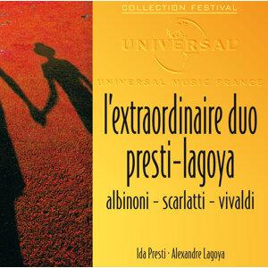 Alexandre Lagoya,Ida Presti 歌手頭像
