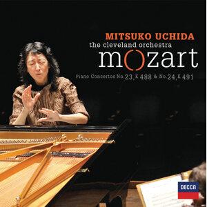 The Cleveland Orchestra,Mitsuko Uchida 歌手頭像