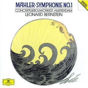 Concertgebouw Orchestra of Amsterdam,Leonard Bernstein