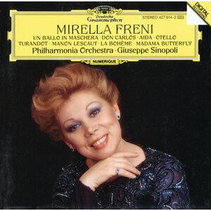 Giuseppe Sinopoli,Mirella Freni,Philharmonia Orchestra 歌手頭像