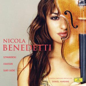 Nicola Benedetti,Daniel Harding,London Symphony Orchestra