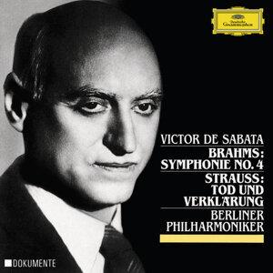 Victor de Sabata,Berliner Philharmoniker 歌手頭像