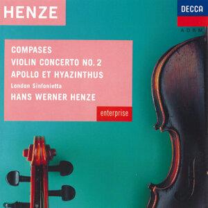 Anna Reynolds,Brenton Langbein,London Sinfonietta,Hirofumi Fukai,Hans Werner Henze,John Constable 歌手頭像