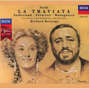 Luciano Pavarotti,Matteo Manuguerra,The National Philharmonic Orchestra,Dame Joan Sutherland,Richard Bonynge 歌手頭像