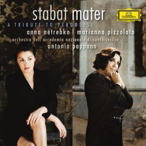 Orchestra dell'Accademia Nazionale di Santa Cecilia,Anna Netrebko,Antonio Pappano,Marianna Pizzolato 歌手頭像