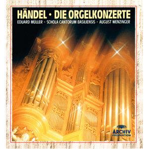 Schola Cantorum Basiliensis,August Wenzinger,Eduard Müller 歌手頭像