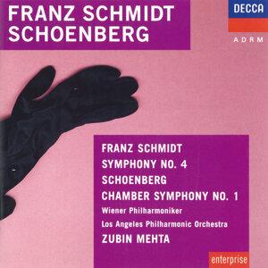 Wiener Philharmoniker,Zubin Mehta,Los Angeles Philharmonic 歌手頭像