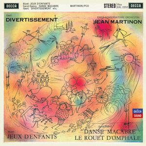 Paris Conservatoire Orchestra,Jean Martinon 歌手頭像