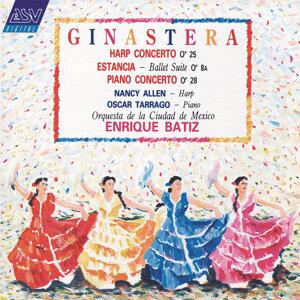 Orquesta Filarmónica de la Ciudad de México,Nancy Allen,Oscar Tarrago,Enrique Bátiz 歌手頭像