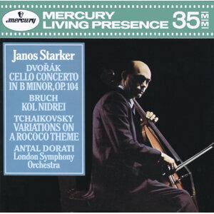 Antal Doráti,János Starker,London Symphony Orchestra 歌手頭像