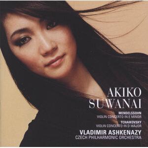Vladimir Ashkenazy,Czech Philharmonic Orchestra,Akiko Suwanai 歌手頭像