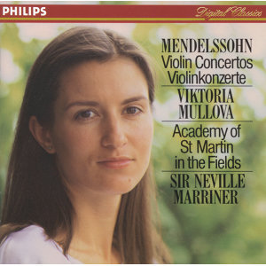Viktoria Mullova,Sir Neville Marriner,Academy of St. Martin in the Fields 歌手頭像