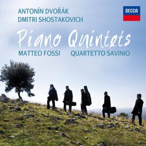 Quartetto Savinio,Matteo Fossi 歌手頭像
