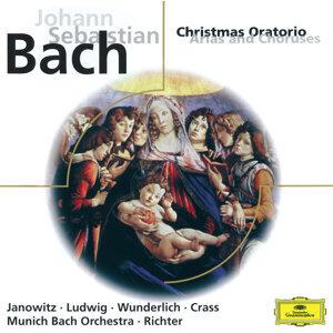 Karl Richter,Münchener Bach-Chor,Münchener Bach-Orchester,Fritz Wunderlich,Christa Ludwig,Gundula Janowitz,Franz Crass 歌手頭像