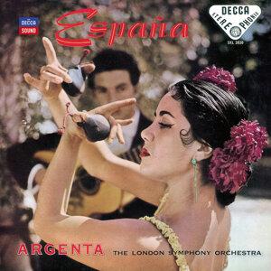 Ataúlfo Argenta,Alfredo Campoli,London Symphony Orchestra