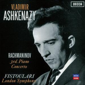 London Symphony Orchestra,Anatole Fistoulari,Vladimir Ashkenazy