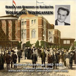 Wolfgang Windgassen 歌手頭像