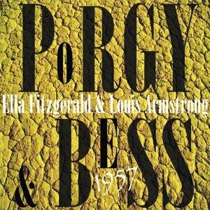 Ella Fitzgerald, Louis Armstrong