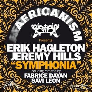 Erik Hagleton, Jeremy Hills, Africanism 歌手頭像