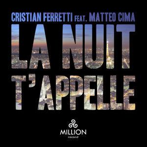 Cristian Ferretti 歌手頭像
