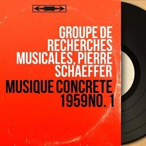 Groupe de recherches musicales, Pierre Schaeffer 歌手頭像