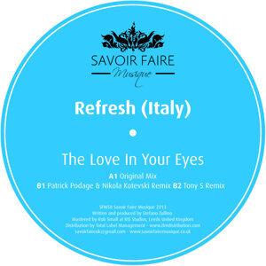 Refresh (Italy) 歌手頭像