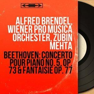 Alfred Brendel, Wiener Pro Musica Orchester, Zubin Mehta 歌手頭像