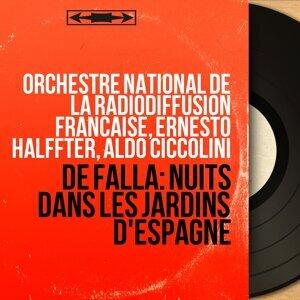 Orchestre national de la Radiodiffusion française, Ernesto Halffter, Aldo Ciccolini 歌手頭像