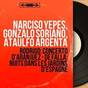 Narciso Yepes, Gonzalo Soriano, Ataúlfo Argenta 歌手頭像