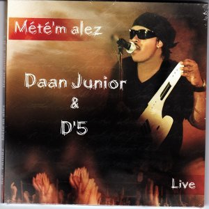 Daan Junior, D5 歌手頭像