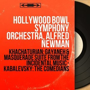 Hollywood Bowl Symphony Orchestra, Alfred Newman 歌手頭像