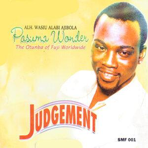 Alh. Wasiu Alabi Ajibola Pasuma Wonder 歌手頭像