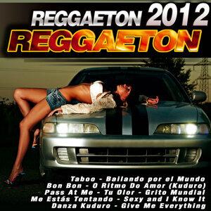 D.J.Reggae-Ton 歌手頭像