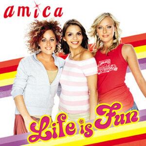 AMICA 歌手頭像