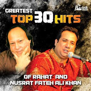 Rahat Fateh Ali Khan & Nusrat Fateh Ali Khan 歌手頭像